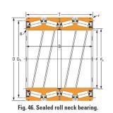Bearing Bore seal 592 O-ring