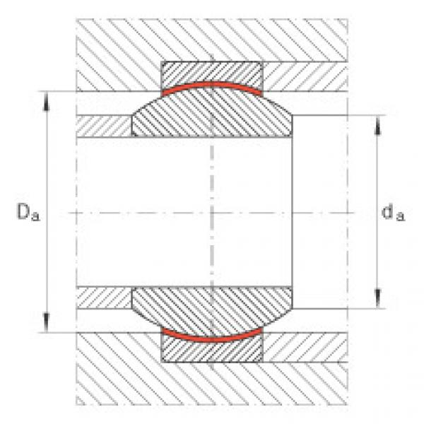 Radial spherical plain bearings - GE17-FW #2 image