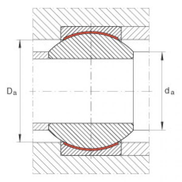 Radial spherical plain bearings - GE8-PW #2 image