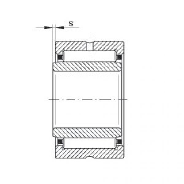 Needle roller bearings - NKI22/20-XL #2 image