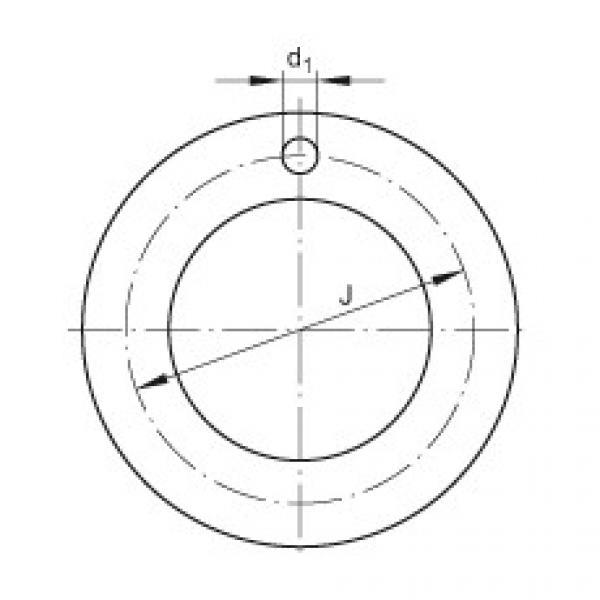 Thrust washers - EGW28-E40 #2 image