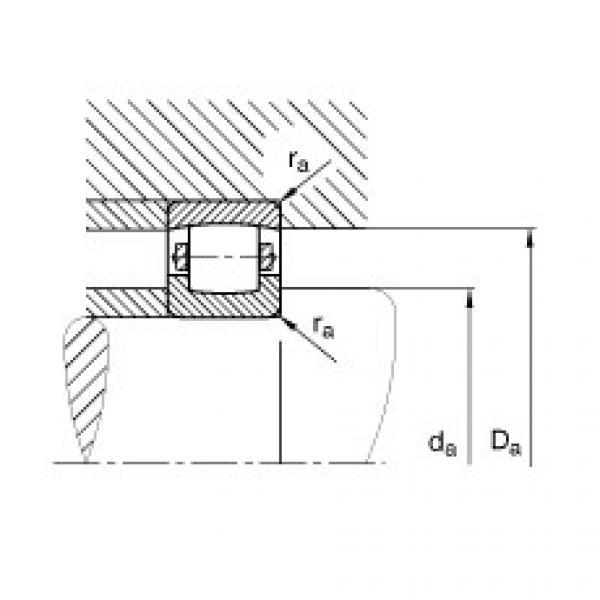 Barrel roller bearings - 20211-TVP #2 image