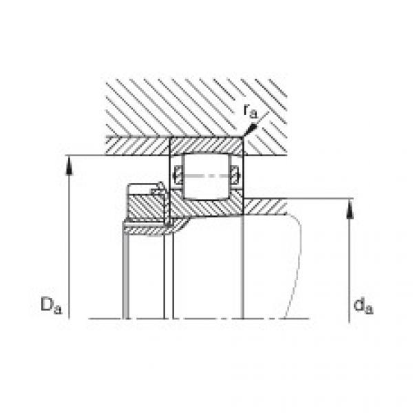 Barrel roller bearings - 20212-K-TVP-C3 #2 image