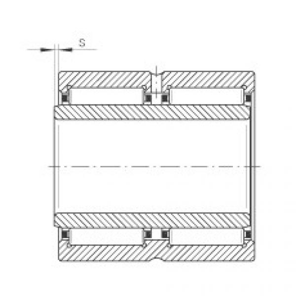 Needle roller bearings - NA6914-ZW-XL #2 image