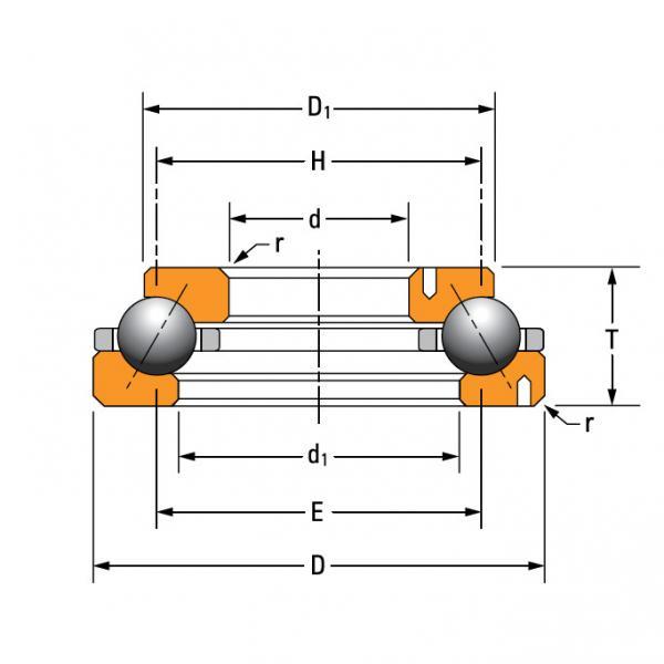 Bearing 317TVL307 #1 image