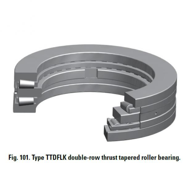 Bearing A6881A Thrust Race Double #2 image