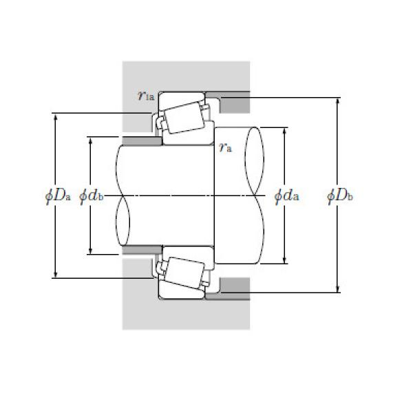 Bearing T-HH231637/HH231615 #2 image