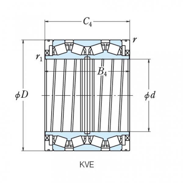 Bearing STF355KVS4551Eg #1 image