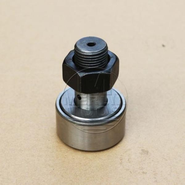 KR40 KRV 40 CF 18 Cam Follower Needle Roller Bearing #1 image