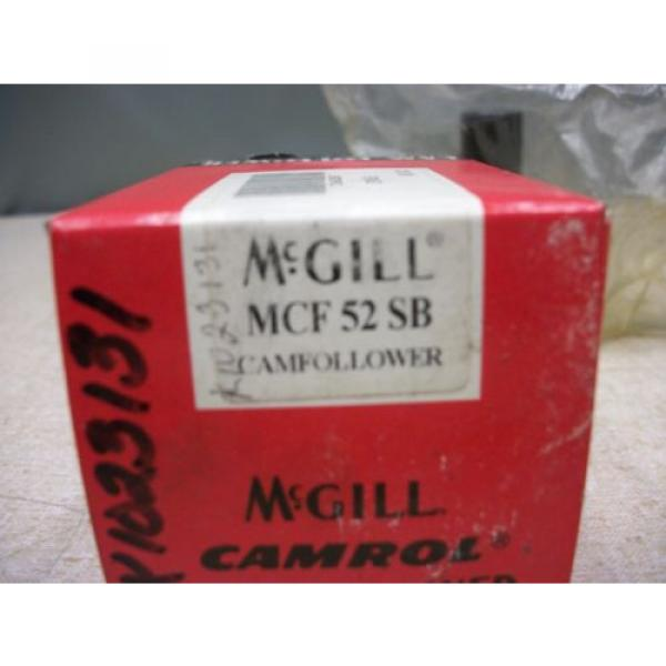 McGill MCF52 SB Cam Follower #5 image