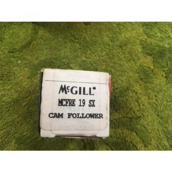 McGill MCFRE 19 SX  Cam Follower  NEW #1 image