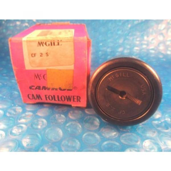 McGill CF 2 S , CF2 S ,  Standard Stud Cam Follower #1 image