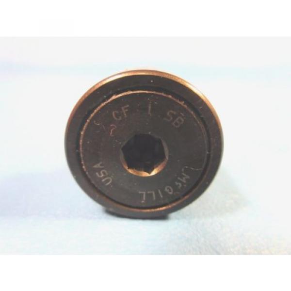 McGill CF1 SB Standard Stud Cam Follower Needle Bearing (Timken, Torrington,THK) #3 image