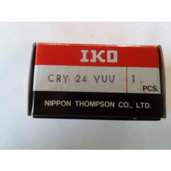 CRY24VUU IKO CAM FOLLOWER YOKE TYPE #2 image