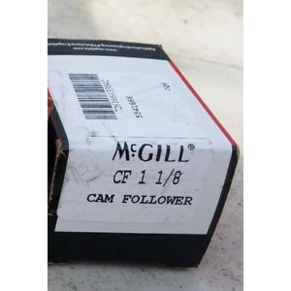 New McGill CF-1 1/8 Cam Follower #1 image