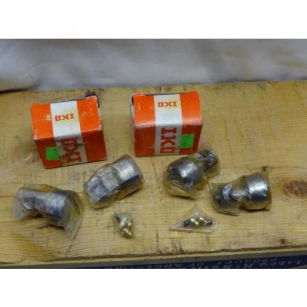 2 Boxes of Cam Followers CR18-VUU-IKO Bearings 0556 #2 image