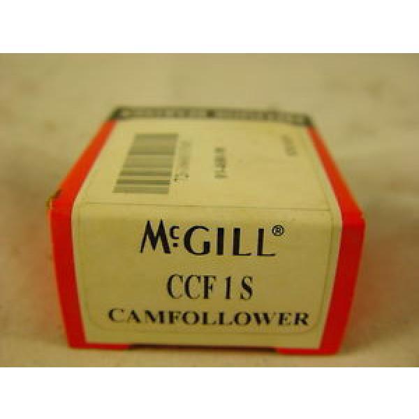 McGill CCF 1 S Cam Follower ~~~ LOT OF 5 ~~~ #1 image
