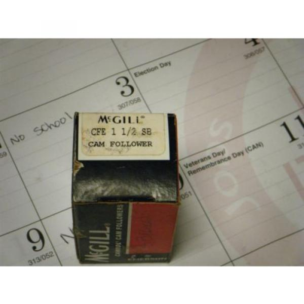 MCGILL CAM FOLLOWERS #1 image