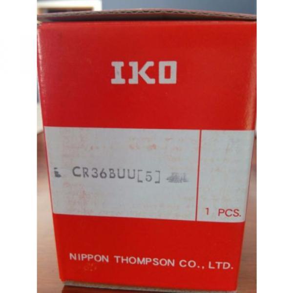 CR36BUU IKO CAM FOLLOWER #2 image