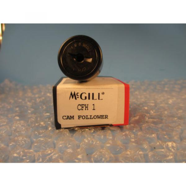 McGill  CFH 1 , CFH1, CAMROL® Heavy Stud Cam Follower #1 image