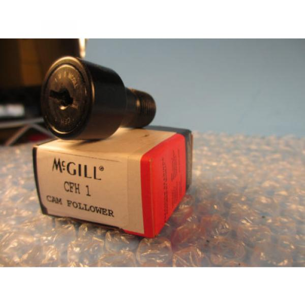 McGill  CFH 1 , CFH1, CAMROL® Heavy Stud Cam Follower #2 image