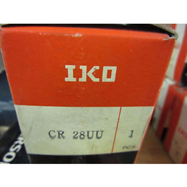 IKO CR28UU Cam Follower NEW!!! in Box Free Shipping #1 image