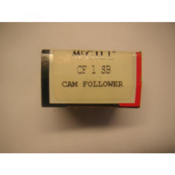 MC GILL CAM FOLLOWER PART# CF 1 SB #4 image