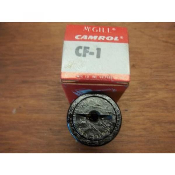 NEW McGILL CAMROL CF-1 CAM FOLLOWER BEARING #1 image