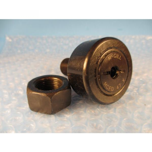 McGill  MCFD47X, MCFD 47 X, Metric CAMROL® Cam Follower Bearing #2 image