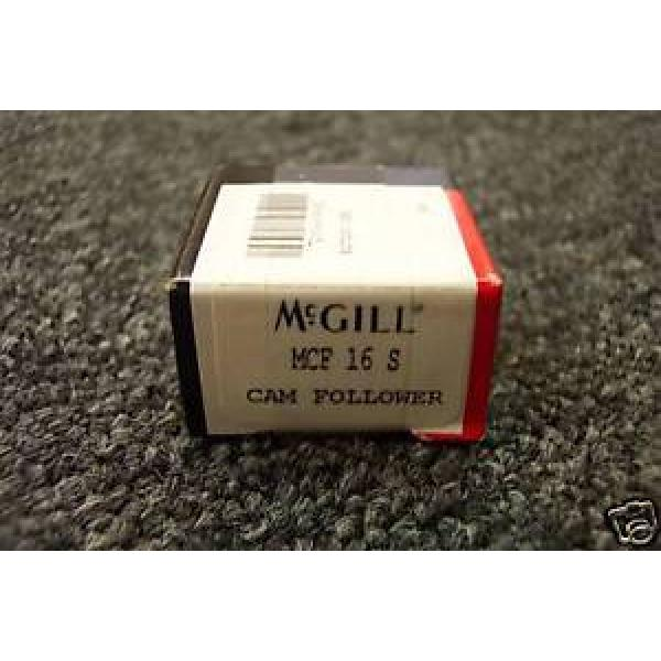 MCGILL MCF 16 S CAM FOLLOWER NEW CONDITION IN BOX #1 image