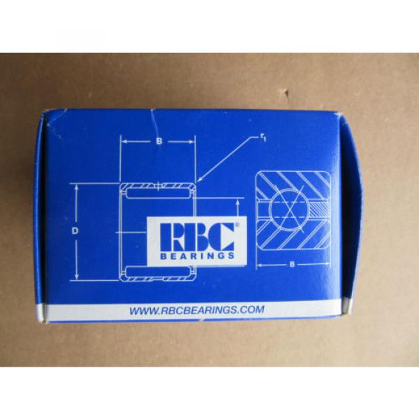 RBC Bearings CRBC21/2 Cam Follower CRBC2-1/2 NEW!!! in Box Free Shipping #2 image