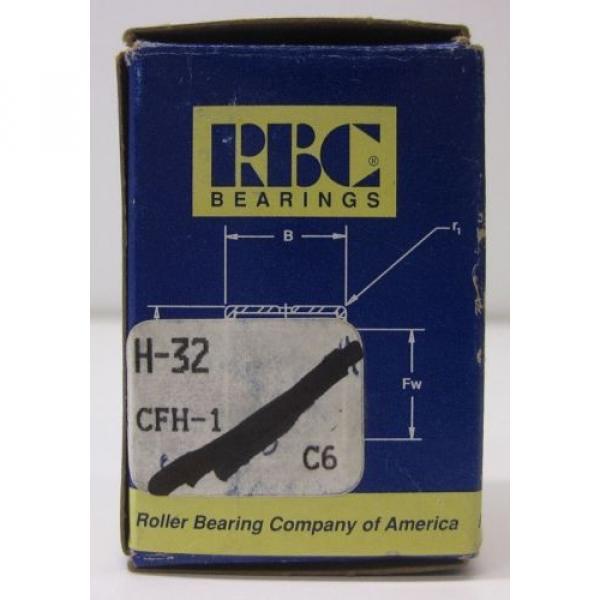 RBC Cam Follower H-32 #4 image