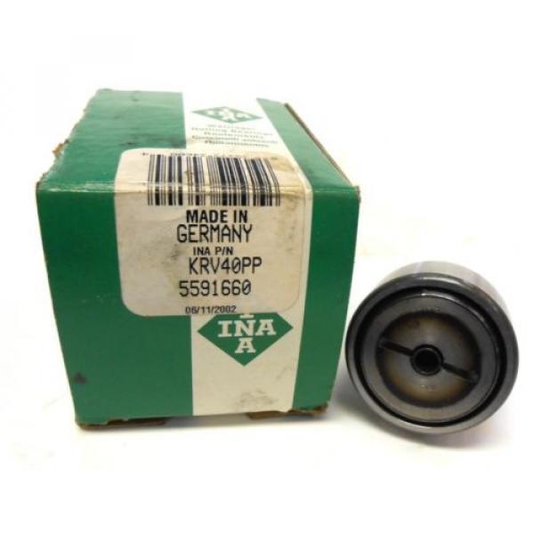 INA, CAM FOLLOWER, KRV40PP 5591660, DIAMETER 40 MM #1 image