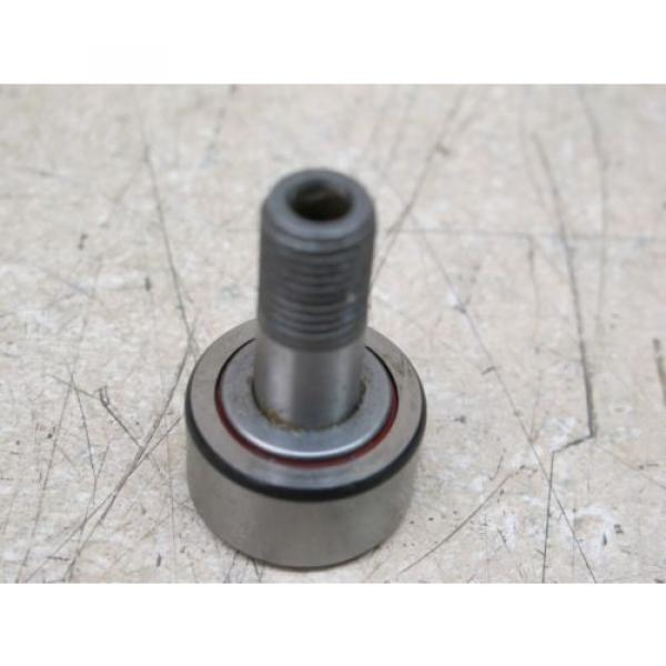 """CAM FOLLOWER,  7/8"""" STUD TYPE,  CR-7/8-X,  ACCURATE / SMITH BEARING #4 image"""