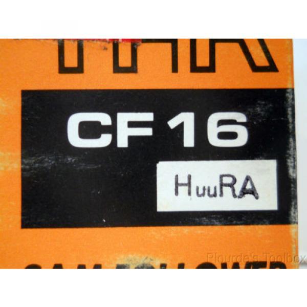 New THK Co. Cam Follower Bearing, 35mm Dia, 52mm Length, CF16 HuuRA #3 image