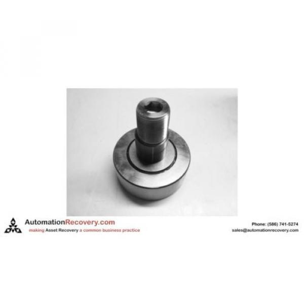 MOTION INDUSTRIES  KRVE-90-PP  CAM FOLLOWER BEARING, NEW #134986 #1 image