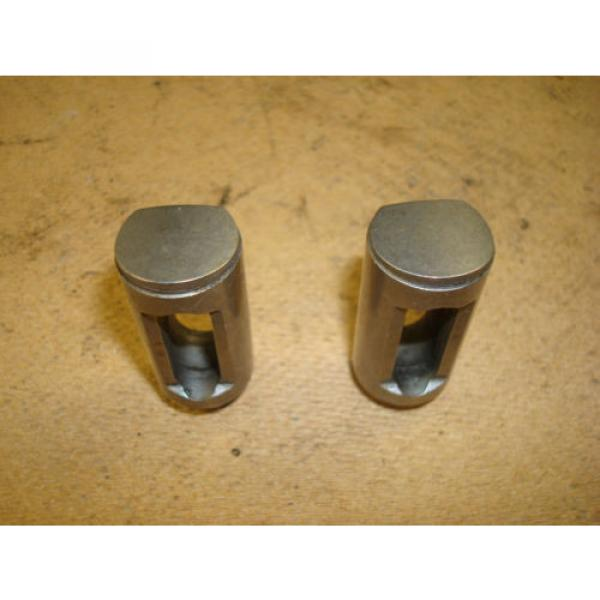 BSA A7,A10 ,RR,SR,RGS EXHAUST CAM FOLLOWERS REGROUND & HARDENED BY NEWMAN CAMS #2 image