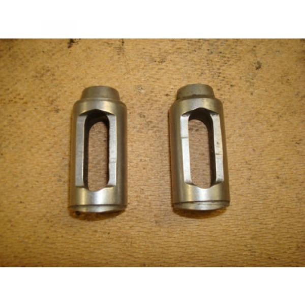 BSA A7,A10 ,RR,SR,RGS EXHAUST CAM FOLLOWERS REGROUND & HARDENED BY NEWMAN CAMS #4 image