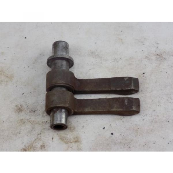 Panther motorcycle part, M65 M75 pair of cam followers and support shaft, scarce #2 image