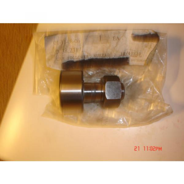 INA 40mm Cam Follower MullerMartini Part Number 038.2317 #1 image