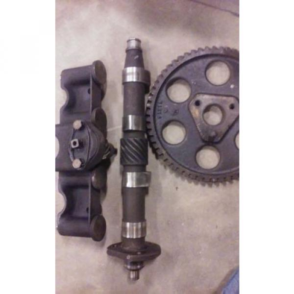 john deere g cam and followers with housing f120r, f121r #1 image
