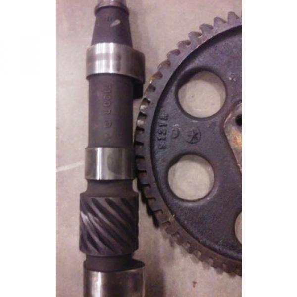 john deere g cam and followers with housing f120r, f121r #2 image