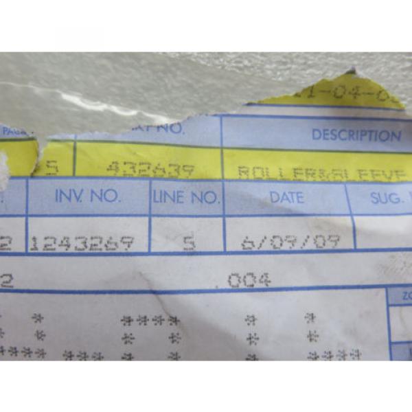 H5A New OMC Johnson Evinrude 432639 Cam Follower Roller & Sleeve OEM Factory #3 image