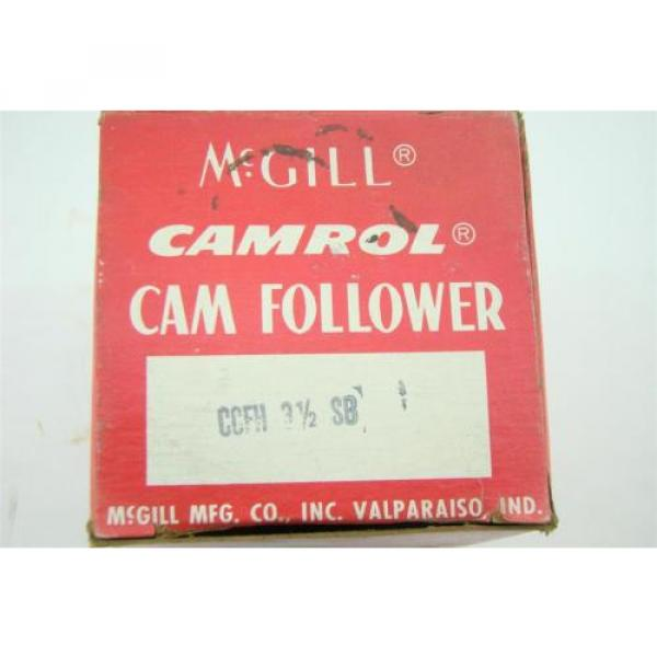 McGill Cam Follower CCFH 3-1/2 SB #3 image