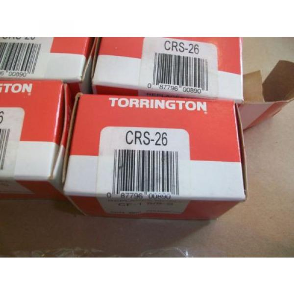 4pc Torrington Cam Follower CRS-26  NEW IN BOX #2 image