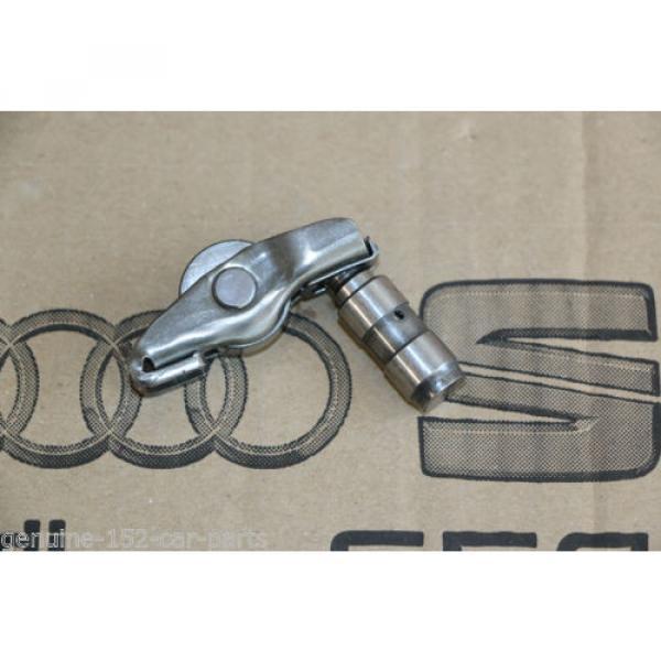 GENUINE VW AUDI ROLLER CAM FOLLOWER 06E109409K ROCKER ARM END A4 A6 A8 #1 image
