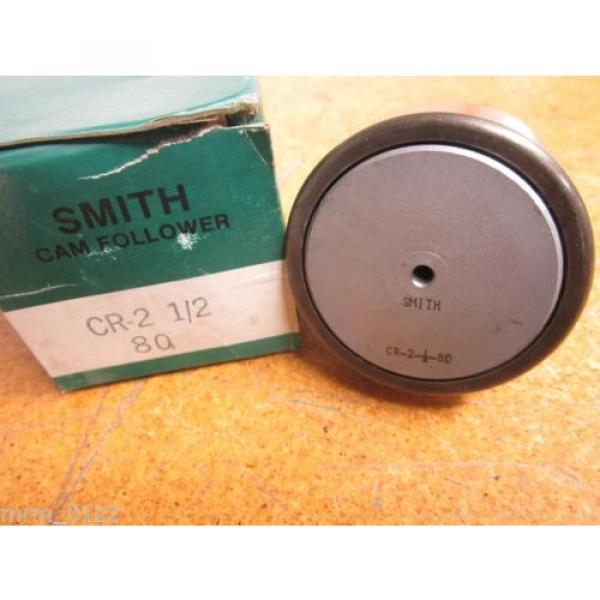 SMITH CR-2-1/2 80 Cam Follower New #2 image