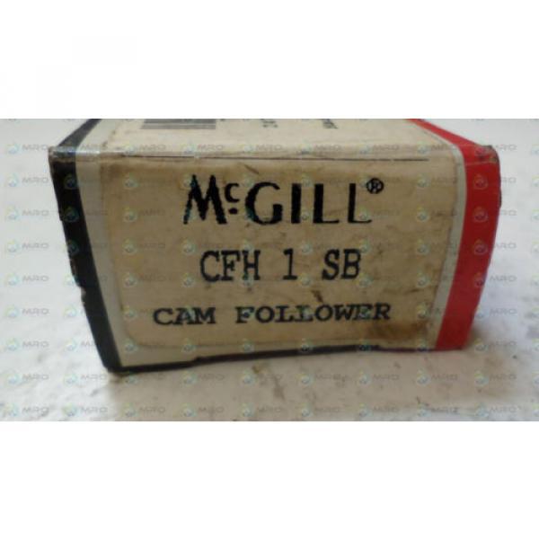 McGILL CFH 1 SB CAM FOLLOWER *NEW IN BOX* #1 image