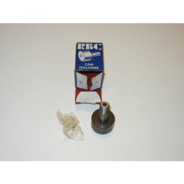 ROLLER BEARING CO. / RBC S-40-SW Cam Follower #1 image