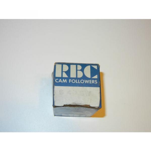 ROLLER BEARING CO. / RBC S-40-SW Cam Follower #3 image